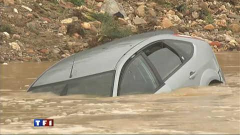 Deux morts dans les inondations du Sud-Ouest