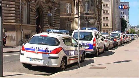 Deux policiers soupçonnés de viol à Lyon