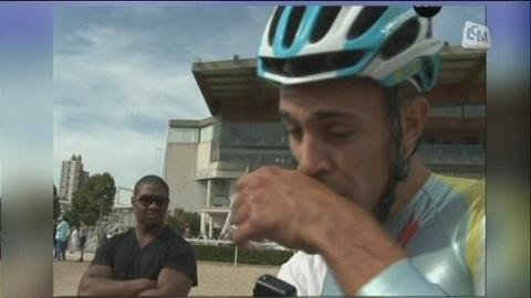 Di Gregorio arrêté pour une affaire de dopage