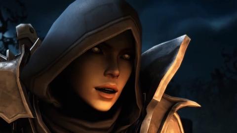 Diablo III - Trailer Demon Hunter