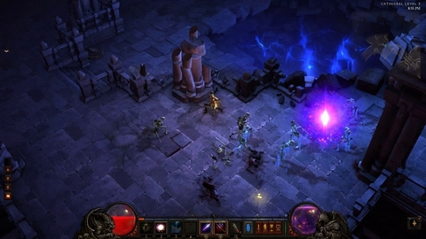 Diablo III - Vidéo : Présentation du Sorcier