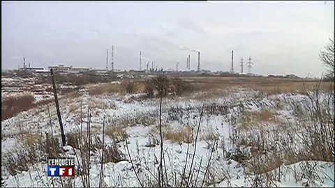Dieppe : l'usine russe qui fait peur
