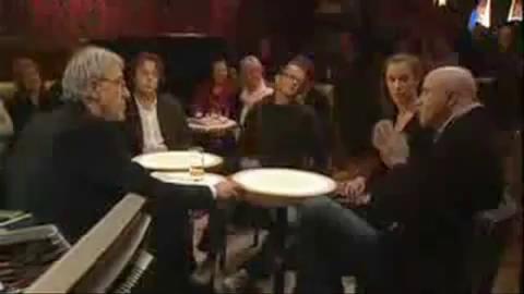 Dieudonné insulte violemment Jean-Paul Guerlain