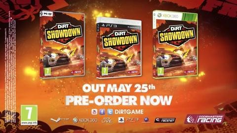 Dirt Showdown - Démo Trailer