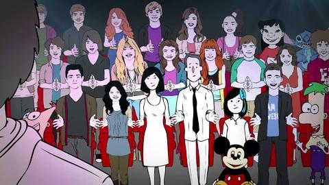 Disney Channel a 15 ans !