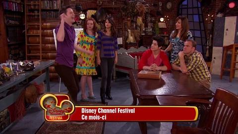 Disney Channel Festival ce mois ci !
