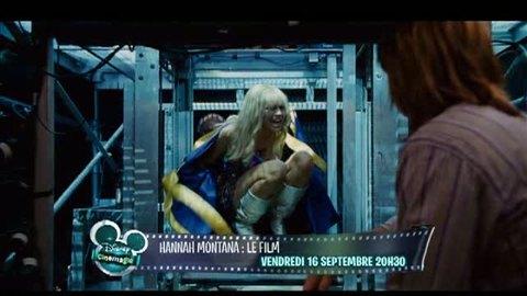 Disney Channel - Hannah Montana, Le film - Vendredi 16 Septembre