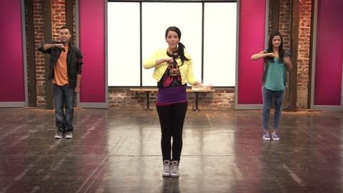 Disney Channel - Shake it Up : Dance Talents - Break Out