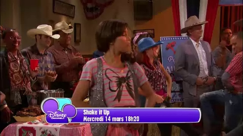 Disney Channel - Shake it Up - Double épisode inédit le mercredi 14 mars à 18H25