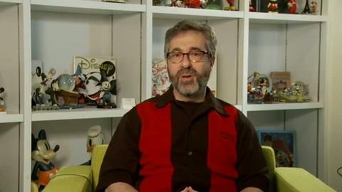 Disney Epic Mickey Power of Illusion - Warren Spector Presentation - 3DS.flv