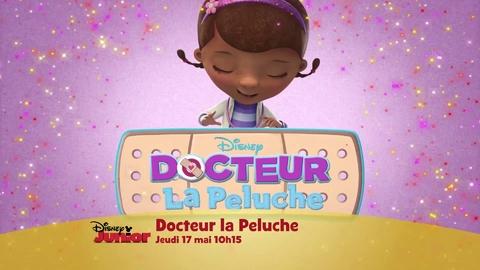 Disney Junior - Avant-première Docteur la Peluche - Jeudi 17 mai à 10H15