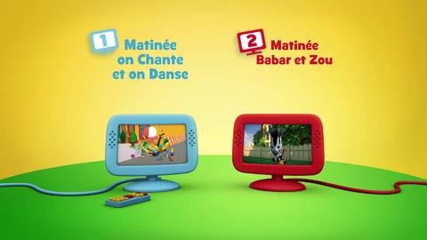 Disney Junior à la demande spécial Fête des mamans - Dimance 3 Juin à 9H00