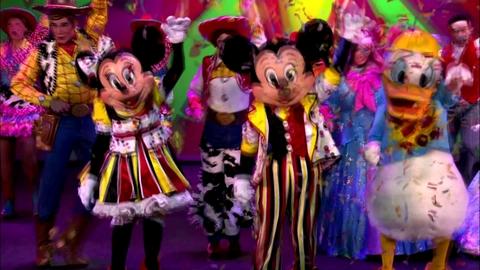 DISNEY LIVE - La Fabuleuse Tournée de Mickey