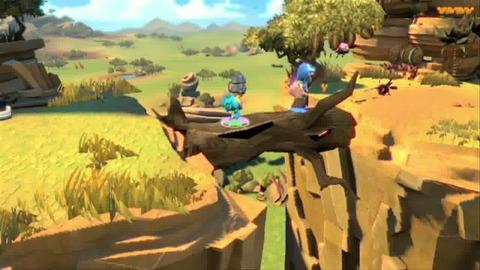 Disney Universe - Making of : Vincent DESAGNAT : Doublage de Hex - En Français