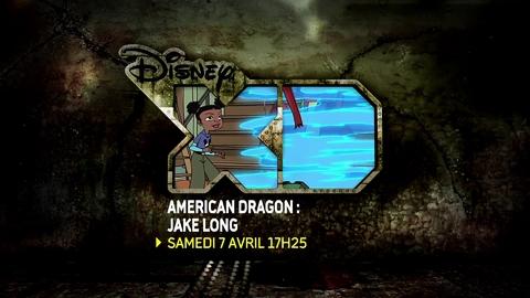 Disney XD - American Dragon: Jake Long - samedi 7 avril à 17H35