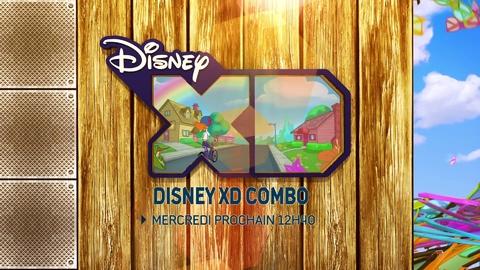 Disney XD - Combo Animation - Phinéas & Ferb - Mercredi 18 juillet à 12h40