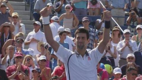 Djokovic ne fait pas de détails