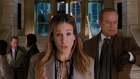 I Don`t Know How She Does It - Bande-annonce avec Sarah Jessica Parker