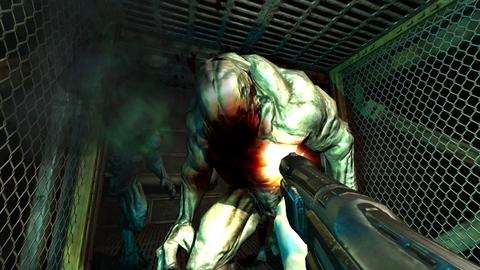 Doom 3 : BFG Edition - Debut Trailer