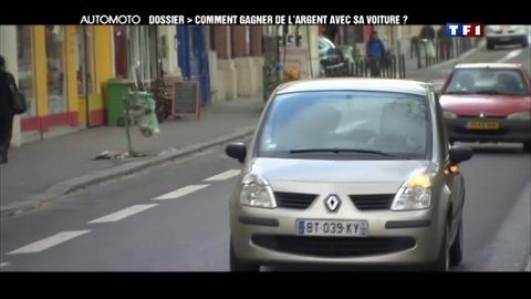Dossier : Comment gagner de l'argent avec sa voiture ? (18/12/2011)