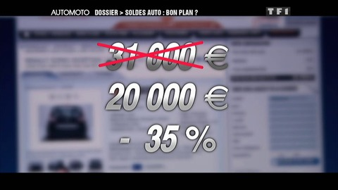 Dossier : Payer sa voiture moins cher (15/01/2012)