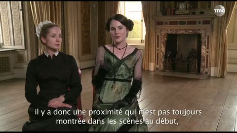 Downton Abbey: Interview Joanne Froggatt et Michelle Dockery