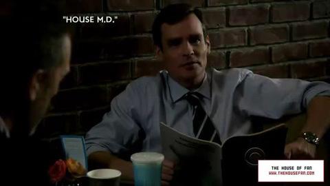 Dr House - 8x09 - Better Half - Extrait de l'épisode