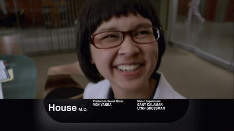 Dr House - 8x14 - Love Is Blind - Bande-annonce de l'épisode