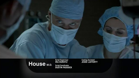 Dr House - 8x15 - Blowing the Whistle - Bande-annonce de l'épisode