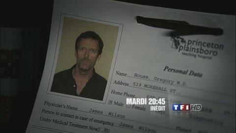 Dr House - MARDI 21 JUIN 2011 20:45