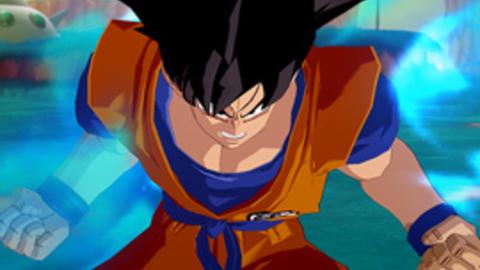 Dragon Ball Z Burst Limit - Gameplay 2 - PS3