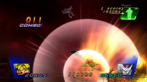 Dragon Ball Z for Kinect (Gameplay Video - La Machine à Kamehameha Virtuelle !) - Trailer