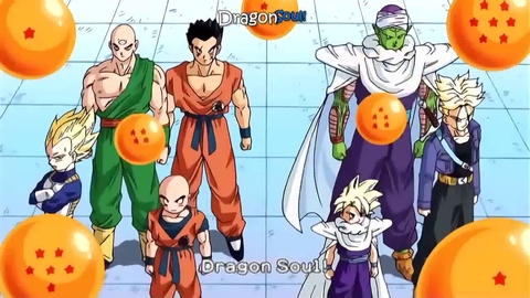 Dragon Ball Kai Opening 3