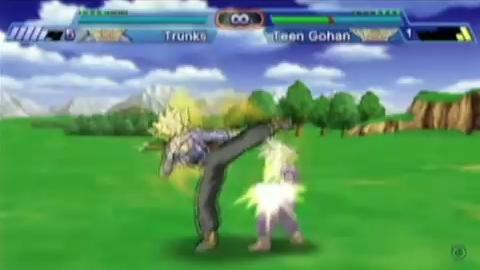 Dragon Ball Z Shin Budokai - Trailer - PSP