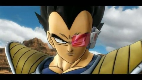 Dragon Ball Z : Ultimate Tenkaichi - Trailer # 1