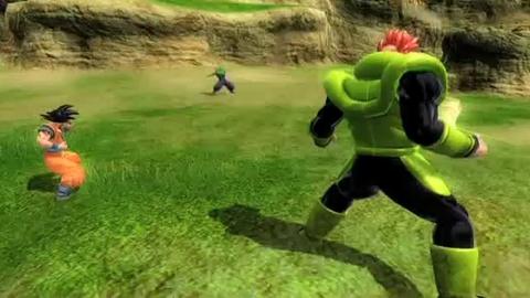 Dragon Ball Zenkai Battle Royale - Japanese Promo Video - Arcades