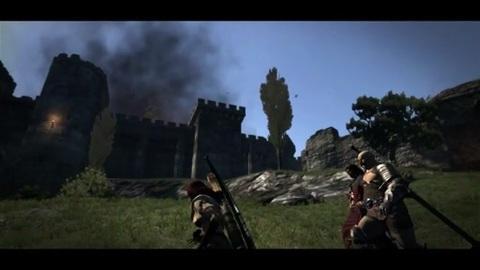 Dragon's Dogma :  Cockatrice Trailer