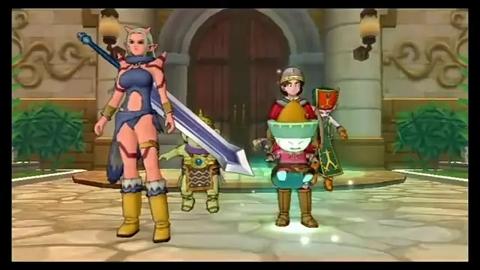 Dragon Quest X - Trailer