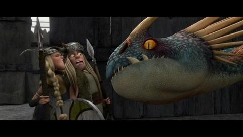 Dragons - Extrait Dragons Vipère