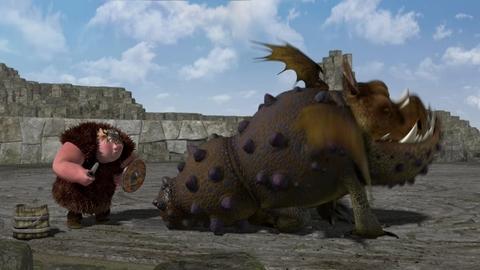 Dragons - leçon d'entraînement n°2 : Gronk