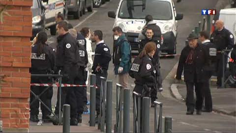 Dramatique tuerie devant une école juive de Toulouse