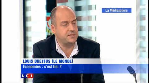 """L. Dreyfus (Le Monde) : """"La direction doit faire des économies"""""""