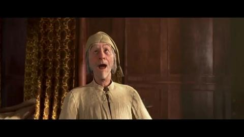 Le Drôle de Noël de Scrooge : trailer magique