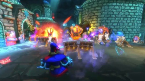 Dungeon Defenders Quest for the Lost Eternia Shards Part III - Launch Trailer - PS3 Xbox360.mp4