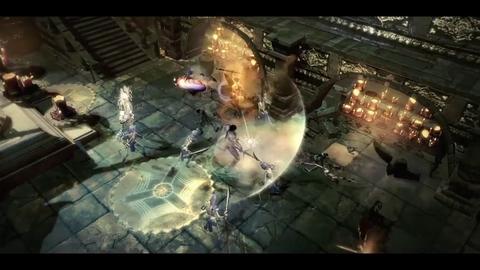 Dungeon Siege 3 - Gameplay Trailer - PS3