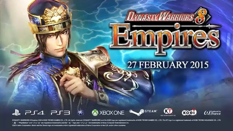 Dynasty Warriors 8 Empires - Woven Clouth Gameplay - PS4 Xbox One PS3