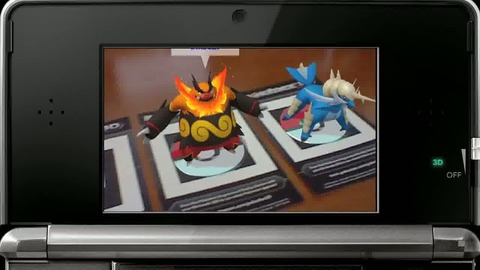 E3 2011 - Pokédex 3D : le trailer