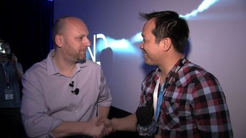 E3 2012 : Beyond Two Souls - David Cage Interview (EXCLU)