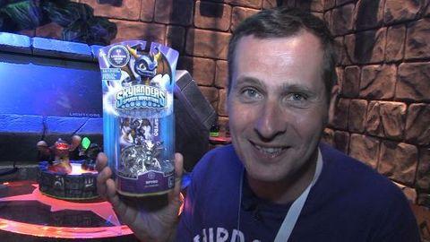 E3 2012 : Skylanders Giants, testé par Marcus !!!