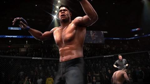 EA Sports MMA - E3 2010 Trailer - PS3 Xbox360.mov